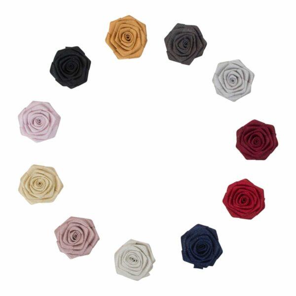 AnnebelleG All   ANNABELLE - Rose Lille håndlavet med glimmer