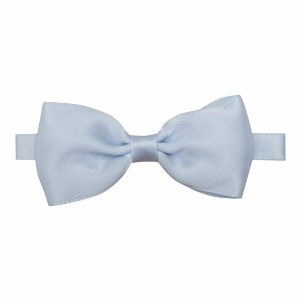 Butterfly bluebell silk | Lyseblå butterfly i satin til børn