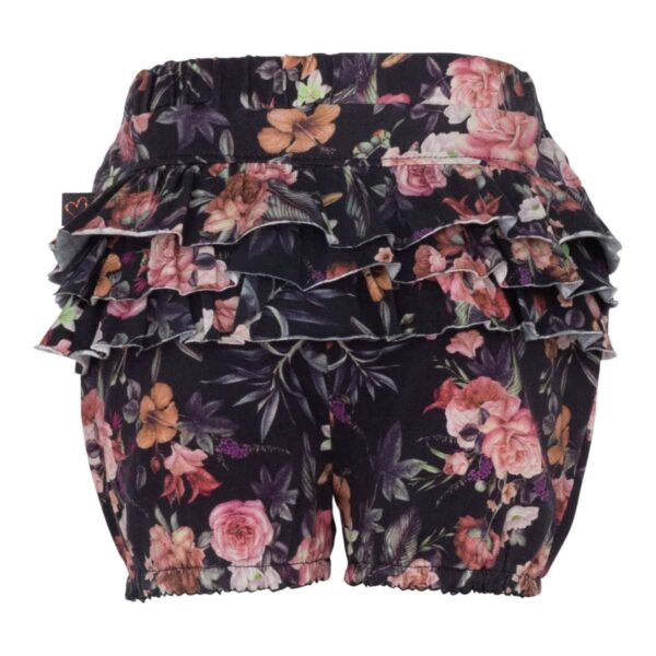 CR1 7329 Edit | AW19 Warm Fall Flowerprint Amber flæse bloomers
