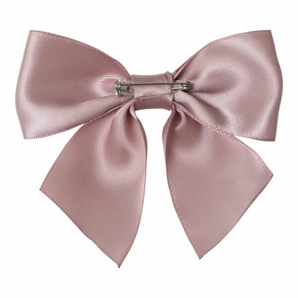 LW 6 1 | Silke sløjfe til beanie hue - med pin 3 farver
