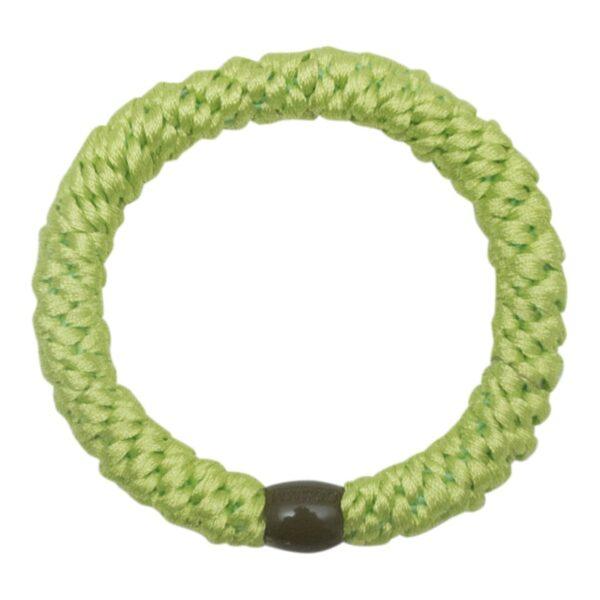 Lime Green Elastic | Lime Grøn kraftig hårelastik fra Little Wonders