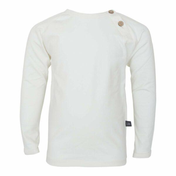 Off white boys T shirt 2 | Off white bluse til drenge med albue lapper