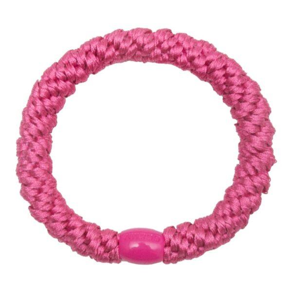 Pink Elastic   Hot Pink kraftig hårelastik fra Little Wonders
