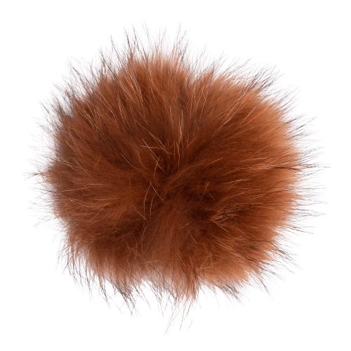 CR1 7987 removebg preview   Pels kvast - rødbrun med tryklås