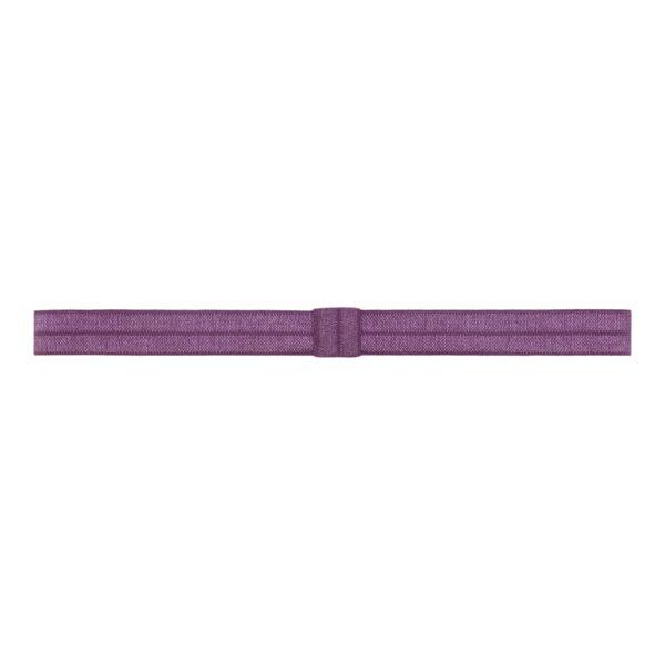 CR1 8049   Elastik hårbånd til sløjfer - Amethyst