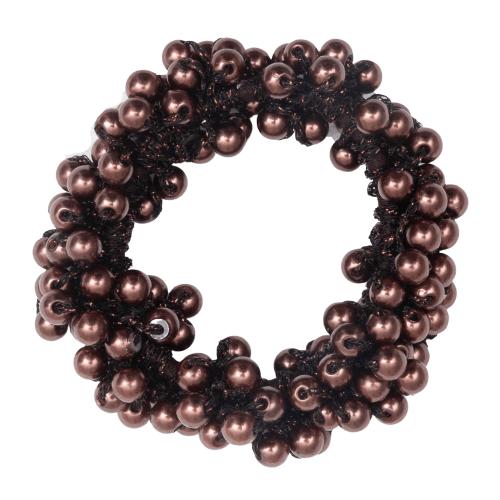 CR1 7937 removebg preview | Sort elastik med brune perler fra Little Wonders