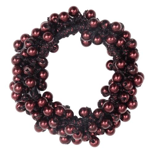 CR1 7941 removebg preview | Sort elastik med bordeaux perler fra Little Wonders