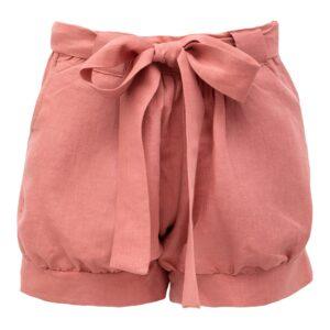 Rose Dawn Pixie shorts med sløjfe