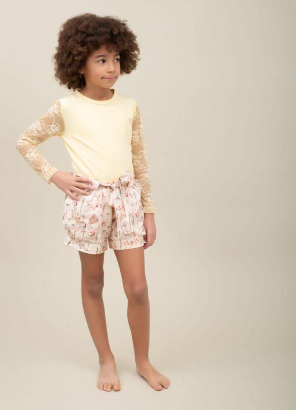 CR1 9230 Edit scaled | SS20 Sommerfugle printede Pixie shorts med sløjfe