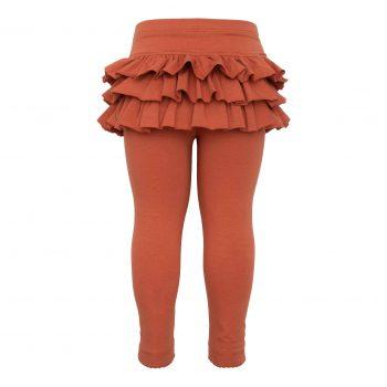 Athena flæse leggings i farven autumnal